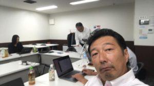 会議室の現場軍曹